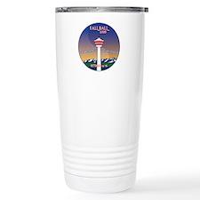 Fall Ball 2016 Logo Stainless Steel Travel Mug