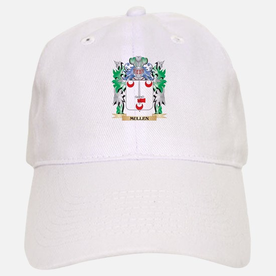 Mullen Coat of Arms - Family Crest Baseball Baseball Cap