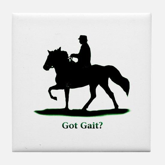 GotGait.jpg Tile Coaster