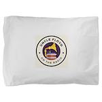 Garage Sale Music Logo Pillow Sham