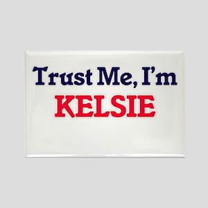 Trust Me, I'm Kelsie Magnets