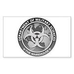 Dms Logo The Warehouse 300 Dpi Sticker