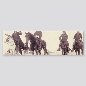William Buffalo Bill Cody Bumper Sticker