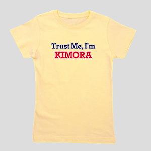 Trust Me, I'm Kimora Girl's Tee