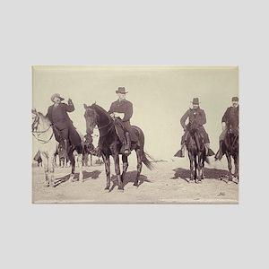 William Buffalo Bill Cody Magnets