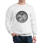 DMS LOGO The Warehouse 300 dpi Sweatshirt