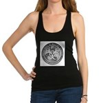 DMS LOGO The Warehouse 300 dpi Racerback Tank