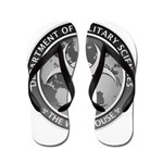 DMS LOGO The Warehouse 300 dpi Flip Flops