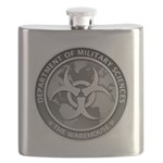 DMS LOGO The Warehouse 300 dpi Flask