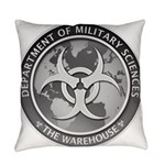 DMS LOGO The Warehouse 300 dpi Everyday Pillow
