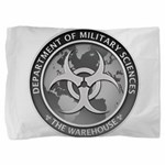 DMS LOGO The Warehouse 300 dpi Pillow Sham