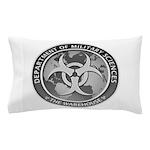 Dms Logo The Warehouse 300 Dpi Pillow Case