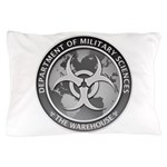 Dms Logo The Warehouse 300 Dpi Pillow Case