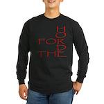 Horde Pride Long Sleeve Dark T-Shirt