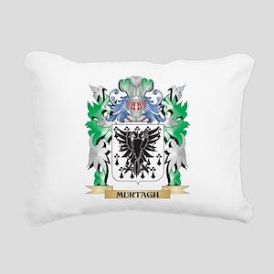 Murtagh Coat of Arms - F Rectangular Canvas Pillow