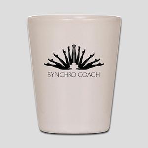 Synchro Coach Shot Glass