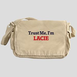 Trust Me, I'm Lacie Messenger Bag