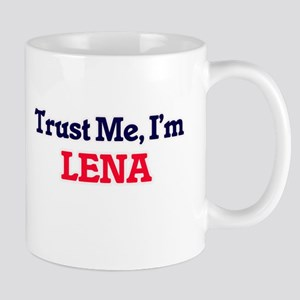 Trust Me, I'm Lena Mugs