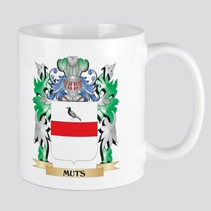 Muts Coat of Arms - Family Crest Mugs