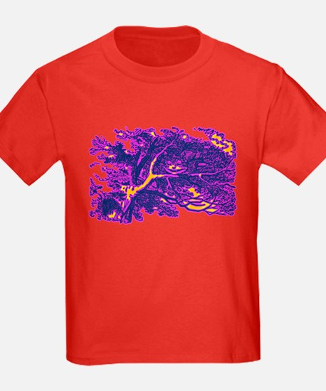 Disappearing Cheshire T