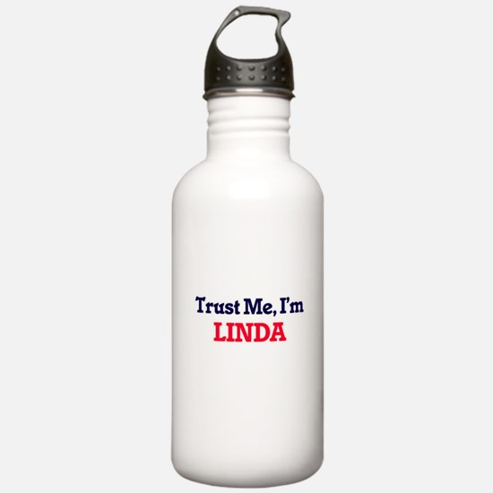 Trust Me, I'm Linda Water Bottle