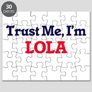 Trust Me, I'm Lola Puzzle