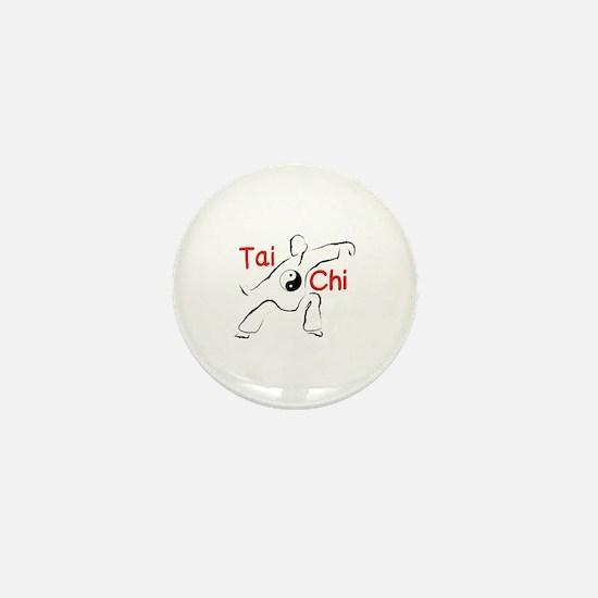 Unique Martial arts Mini Button