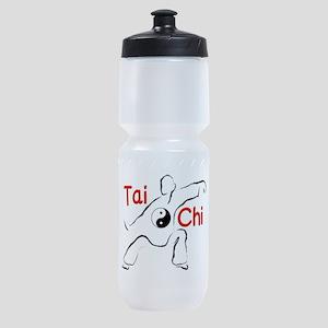Tai Chi Sports Bottle