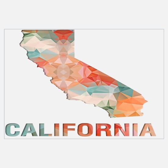 Cool California Wall Art
