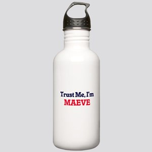 Trust Me, I'm Maeve Stainless Water Bottle 1.0L