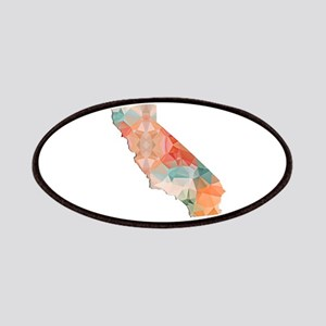 Mosaic Map CALIFORNIA Patch