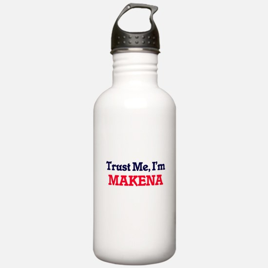 Trust Me, I'm Makena Sports Water Bottle