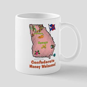 GA-Confederate! 1956- Mug