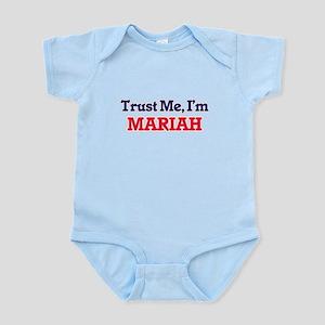 Trust Me, I'm Mariah Body Suit