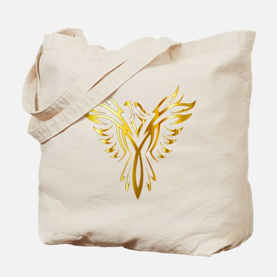 Cute Phoenix bird Tote Bag