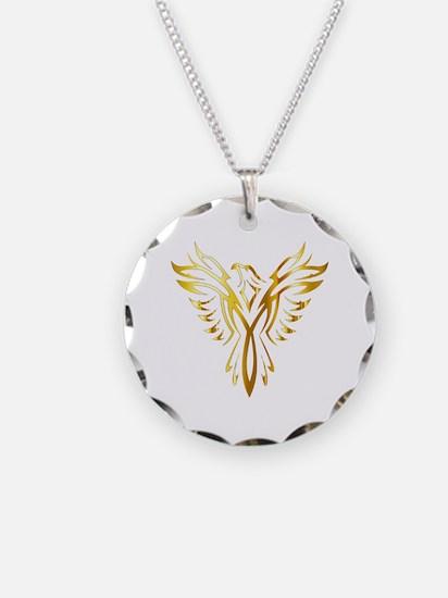 Phoenix bird necklaces phoenix bird dog tags necklace charmspendants cute phoenix bird necklace mozeypictures Image collections