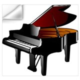 Piano Wall Decals
