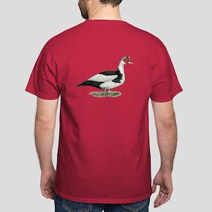Muscovy Black Pied Drake T-Shirt