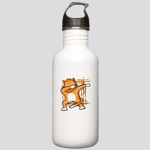 Dabbing Cat Stainless Water Bottle 1.0L