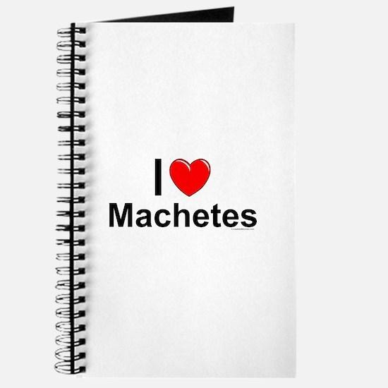 Machetes Journal