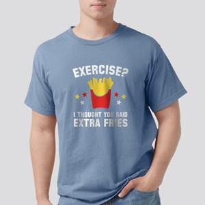 Exercise? Women's Dark T-Shirt