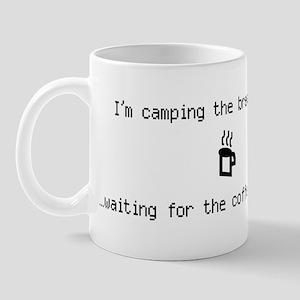 Camp Check Mug