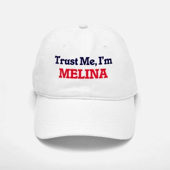 Trust Me, I'm Melina Baseball Baseball Cap