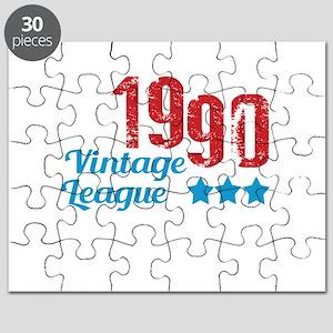 1990 Vintage League Puzzle