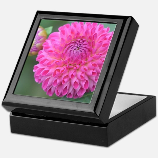 Dahlia Trio Keepsake Box