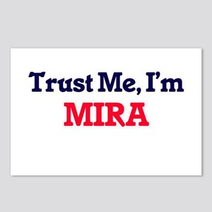 Trust Me, I'm Mira Postcards (Package of 8)