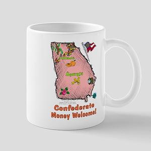GA-Confederate! 2003- Mug