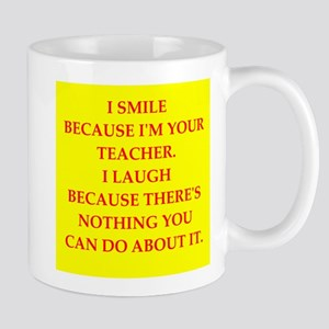 Education joke Mugs