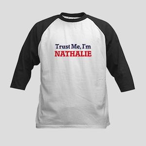 Trust Me, I'm Nathalie Baseball Jersey