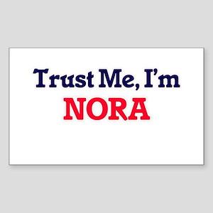Trust Me, I'm Nora Sticker